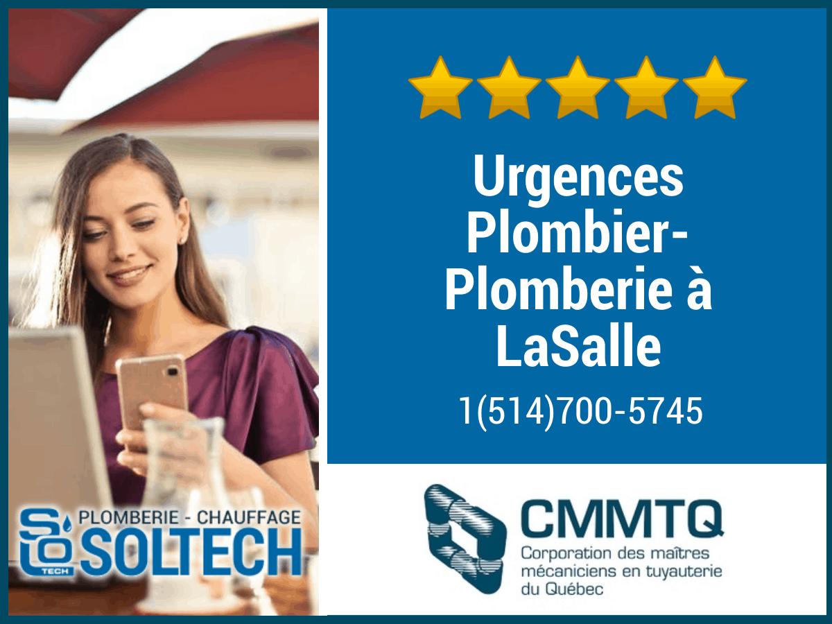 Urgences Plombier Plomberie à Lasalle