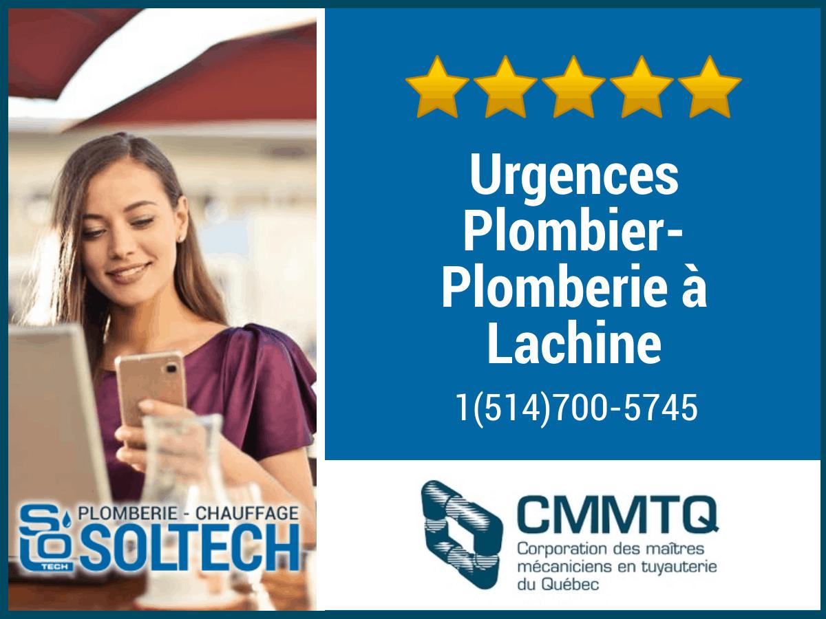 Urgences Plombier Plomberie à Lachine